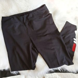 Fila Leggings Black Tights